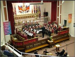 The International Staff Band Of The Salvation Army