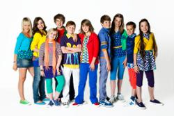 Cast of 'Juniors 2010'