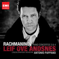 Leif Ove Andsnes/London Symphony Orchestra/Antonio Pappano