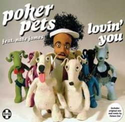 Poker Pets Featuring Nate James