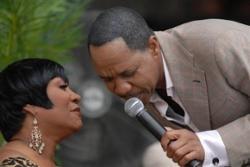 Freddie Jackson And Melba Moore