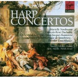 Marielle Nordmann/Jean-Jacques Kantorow/Orchestre d'Auvergne