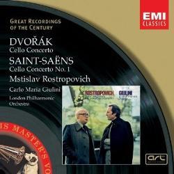 Mstislav Rostropovich/London Philharmonic Orchestra/Carlo Maria Giulini