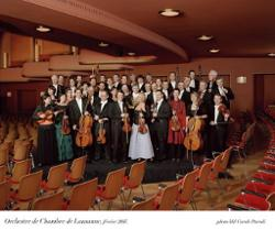 Orchestre de Chambre de Lausanne/Yehudi Menuhin