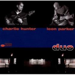 Charlie Hunter with Leon Parker