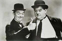 Laurel & Hardy Featuring Chill Wills