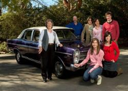 The Slim Dusty Family