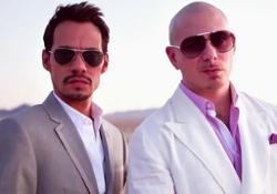 Marc Anthony & Pitbull