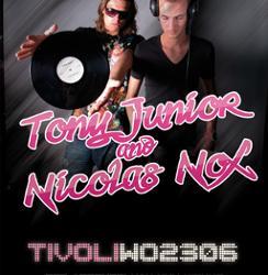 Tony Junior and Nicolas Nox