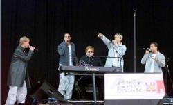 Backstreet Boys & Elton John