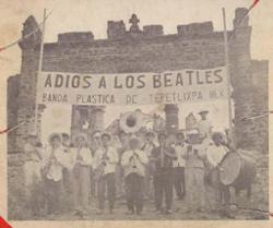 Banda Plastica De Tepetlixpa Mex