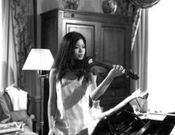Vanessa Mae-puccini