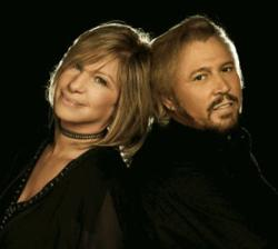 Barbra Streisand & Barry Gibb