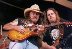 Warren Haynes & Dickey Betts