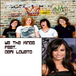 We The Kings Feat. Demi Lovato