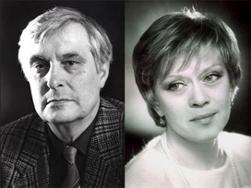 Алиса Фрейндлих и Олег Басилашвили
