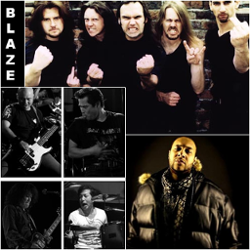 Blaze Feat Palmer Brown