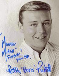Bobby Boris Pickett