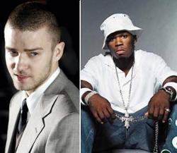 50 Cent & Justin Timberlake
