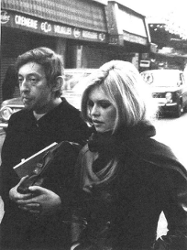 Brigitte Bardot And Serge Gainsbourg