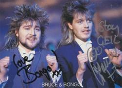Bruce & Bongo