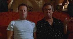 Bruce Willis &  Danny Aiello