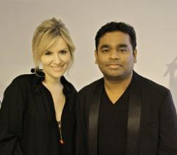 Dido & A. R. Rahman