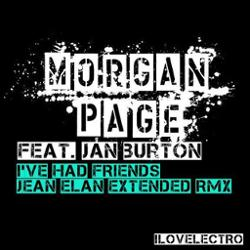 Morgan Page feat. Jan Burton
