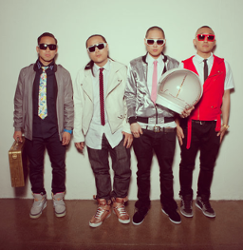 Far East Movement and Roger Sanchez ft. Kanobby