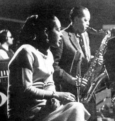 Billie Holiday & Lester Young