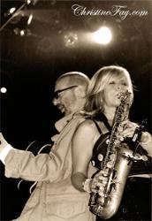 Candy Dulfer & Dave Stewart