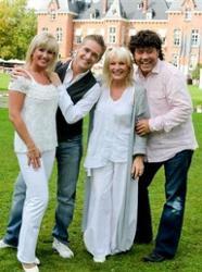 Dennie, Mieke, Christoff & Lindsay