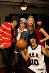 Camp Rock Film Cast