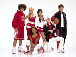 Cast Of High School Musical