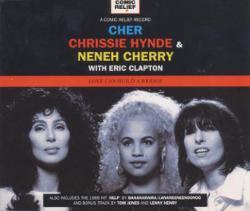 Cher, Chrissie Hynde & Neneh Cherry