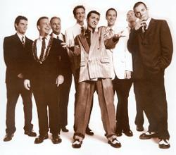 Cherry Poppin` Daddies