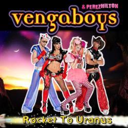 Vengaboys & Perez Hilton