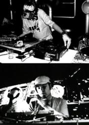 DJ KRUSH (part 1) & DJ SHADOW (part 2)