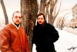 Валерий и Вадим Мищуки
