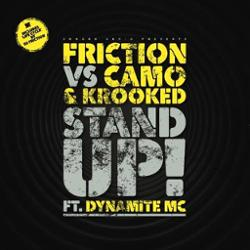 Friction vs Camo & Krooked feat. Dynamite MC
