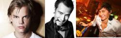 Tim Berg, Norman Doray & Sebastian Drums
