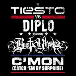 Tiesto vs Diplo ft Busta Rhyme