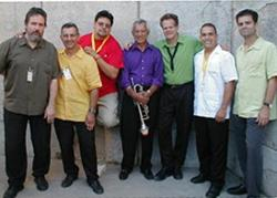 Cuban Jazz Combo