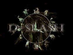 D-slash