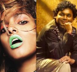 A.r. Rahman & M.i.a