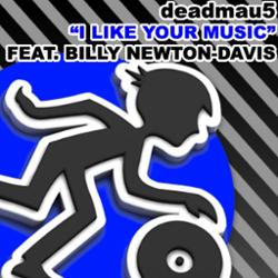 Deadmau5 Feat Billy Newton Davis