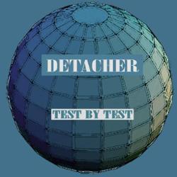 Detacher