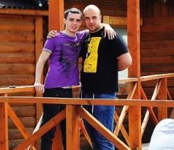 Глеб Клубничка & Евгений Кузин