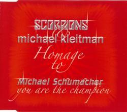 Scorpions & Michael Kleitman