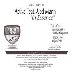Activa Feat. Aled Mann
